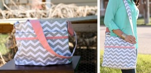 chevron-bag