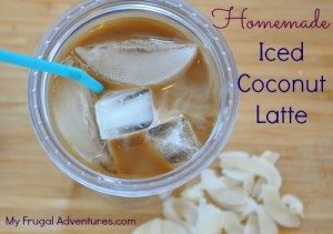 Iced Coconut Latte Recipe