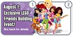 Lego Build Aug 1
