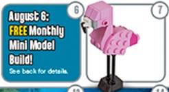 Lego Build Aug 6