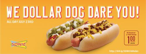 sonic hot dog