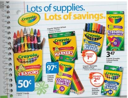 Walmart Back to School