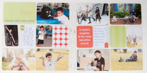 Creating A Family Yearbook My Frugal Adventures