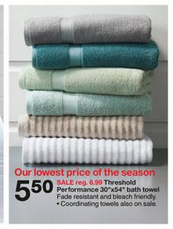 target threshold bath towels for my frugal adventures. Black Bedroom Furniture Sets. Home Design Ideas