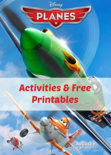Disney Planes Free Printables, Activities and More - My ...