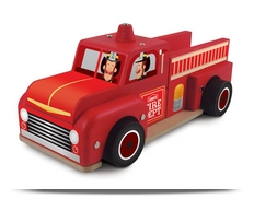 Lowe's Classic Fire Truck