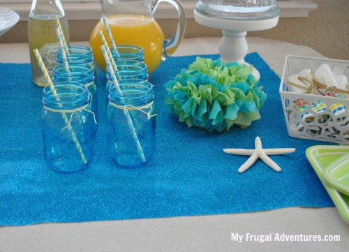 Mermaid Or Under The Sea Party Ideas Amp Inspiration My