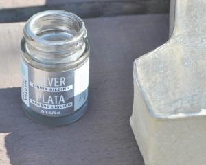 Easy DIY Glitter Letter {Pottery Barn Knock Off}