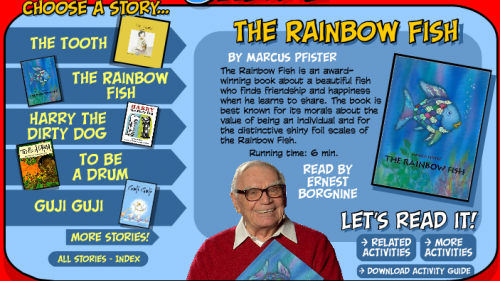 Rainbow Fish Book Read Online Rainbow Fish Book Read Online