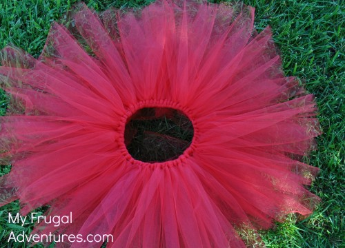 How to Make a Tutu {Quick and Easy!}