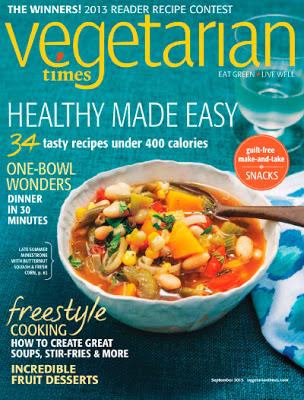 Vegetarian Times - September 2013
