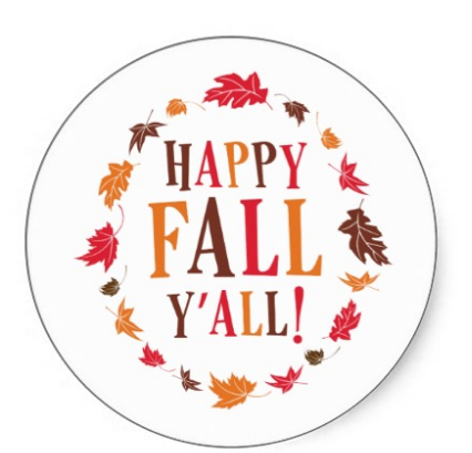 Free Printable Fall Fun List!