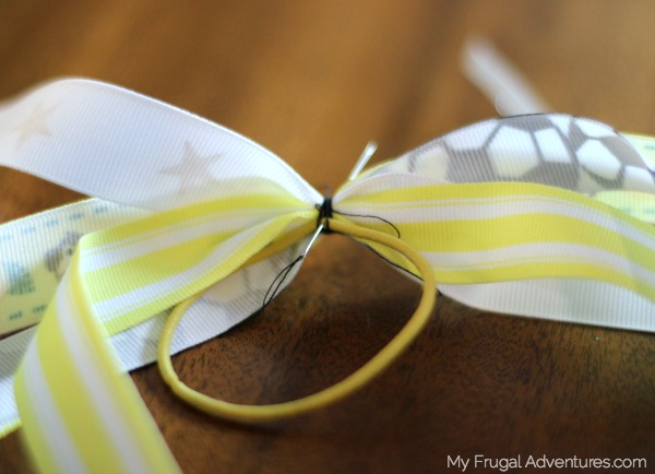 how to make a girl's hair bow