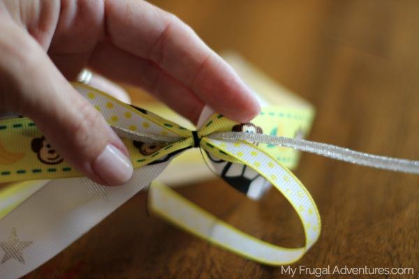 how to make a softball hair bow