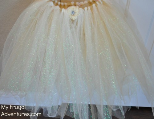 how to make a tutu for little girls