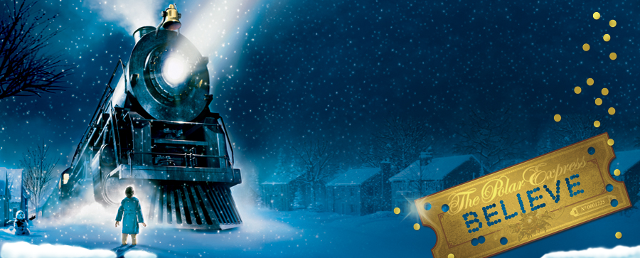 Polar Express Train Related Keywords & Suggestions - Polar Express ...