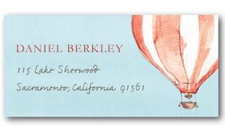 tiny prints labels