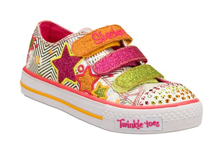 Sketchers Twinkle Toes Shoes $12.99