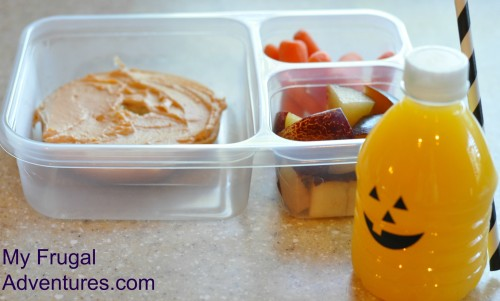 Halloween food ideas for children