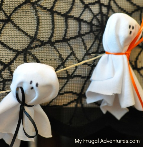 Homemade Halloween crafts