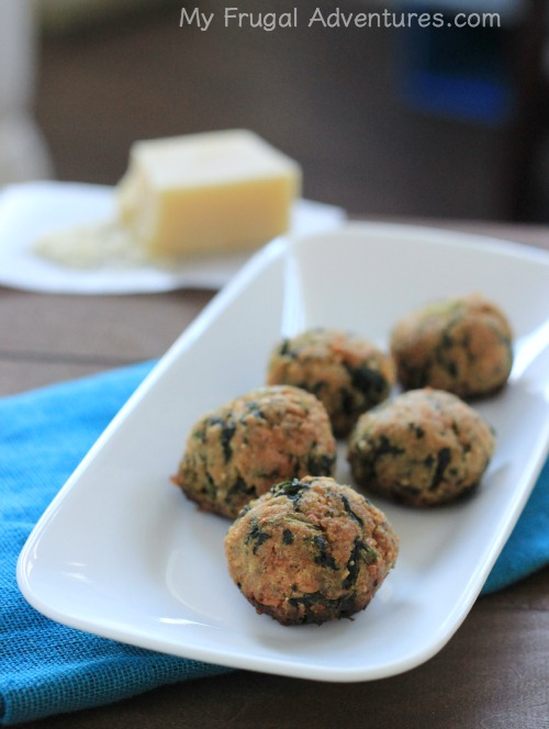 Spinach Balls Recipe- Perfect Part Appetizer