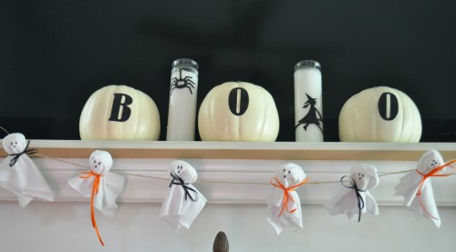 halloween craft ideas homemade ghosts