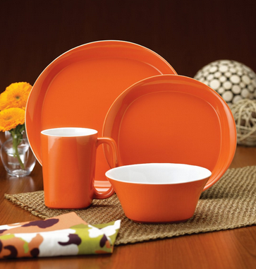 rachel ray & Rachael Ray 16 Piece Dinnerware Set $29.99 after Gift Card - My ...
