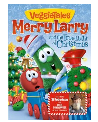 Free Veggie Tales Merry Larry Event 2 Dvd S For 10
