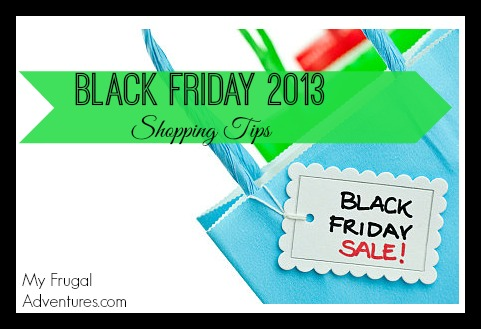 Black Friday 2013 Shopping Tips