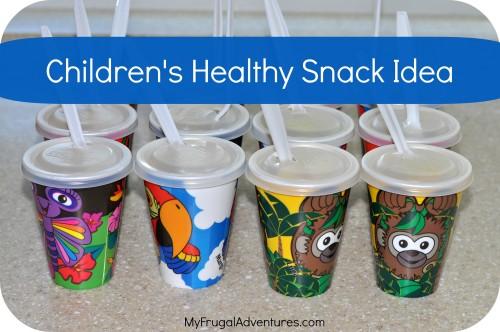 Children's Healthy Snack idea