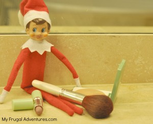 Elf on the Shelf Ideas_ Makeup