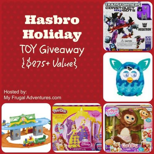 Hasbro giveaway