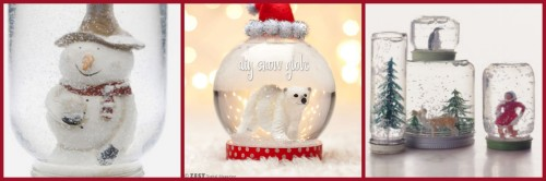 Snowglobe ideas