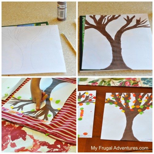Thanksgiving Craft for Children