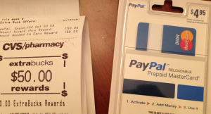 CVS: $50 ECB for Paypal Gift Card - My Frugal Adventures