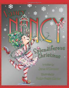 fancy nancy christm,as
