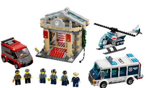 lego polizei undercover