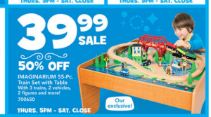 Train Table The Toys R Us
