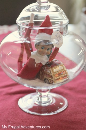Fun and Silly Elf on the Shelf Ideas