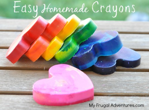 How to make crayons
