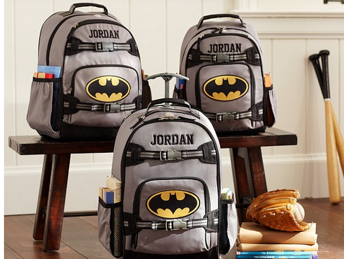 Pottery Barn Kids: 40% off Backpacks, Lunch Bags and More   Free ...