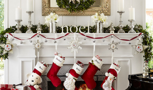 easy dollar store jingle bell garland my frugal adventures