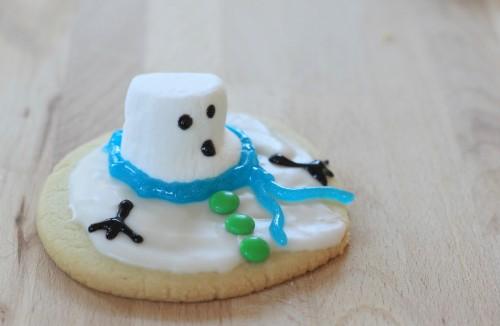 snowman cookie recipe