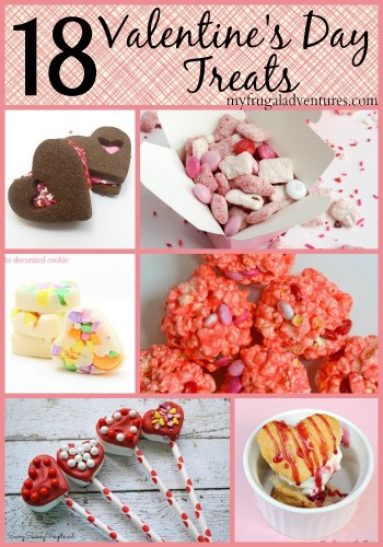 18 Valentines Day Treat Recipes