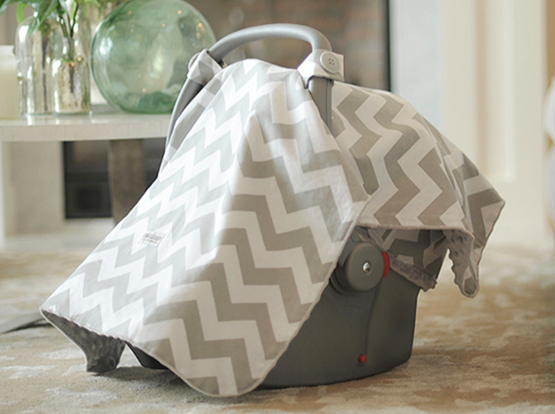 You can get a free car seat canopy right now. These are really nice and it looks like new patterns have been added since last time. & Car Seat Canopy $13 Shipped - My Frugal Adventures