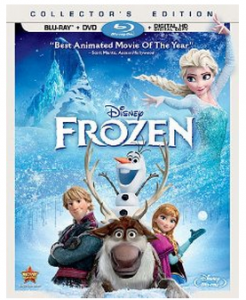 frozen bluray preorder