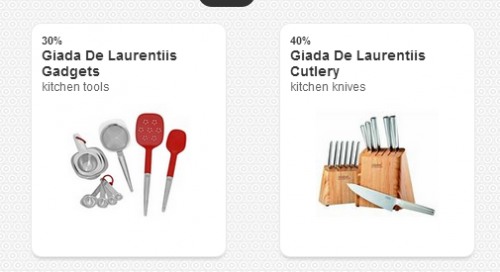 Target Great Deals On Giada Kitchen Products My Frugal