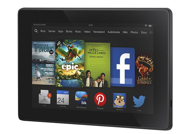 Kindle Fire Tablets at Best Buy