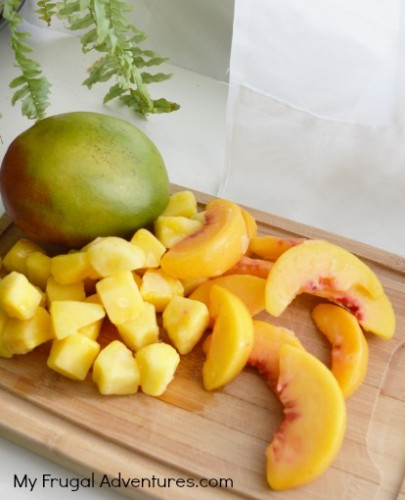 Mango breakfast smoothie recipe