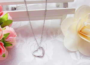necklace-heart
